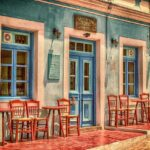 海外のレストラン